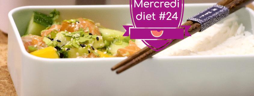 Mercredi diet #24