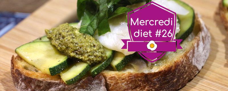 Mercredi diet #26