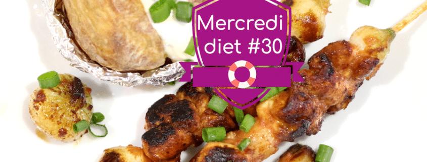 Mercredi diet #30