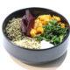 buddha bowl d'hiver au chou kale