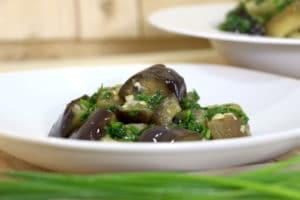 aubergines à la vietnamienne