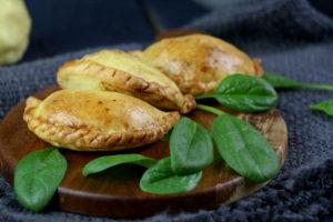 empanadas d'automne aux champignons