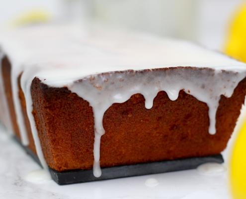 cake parfait au citron jaune