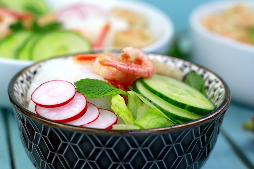 plat thai nemx crevettes
